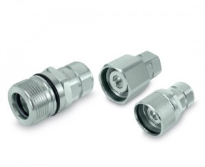 Screw-to-connect snelkoppling | High pressure screw coupling | ISO 14541